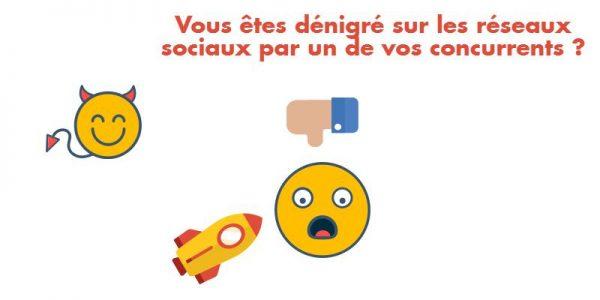 Avis négatif réseaux sociaux