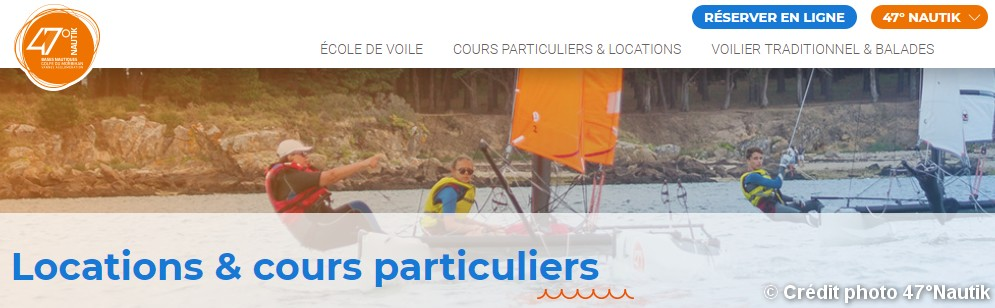 location kayak Golfe du Morbihan
