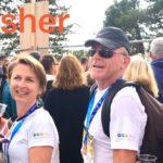 Marathon de Vannes en équipe : Cohésion, santé, sport