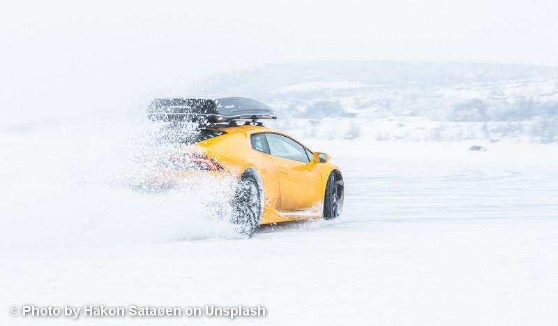 Comment conduire sous la neige ?