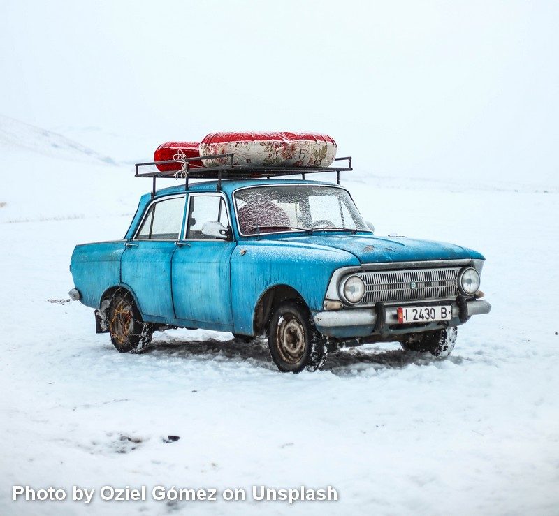 conduite en montagne